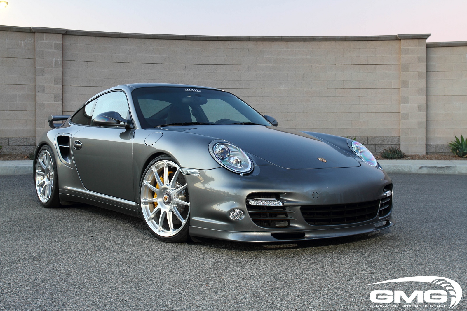 997 Turbo S Gmg Racing
