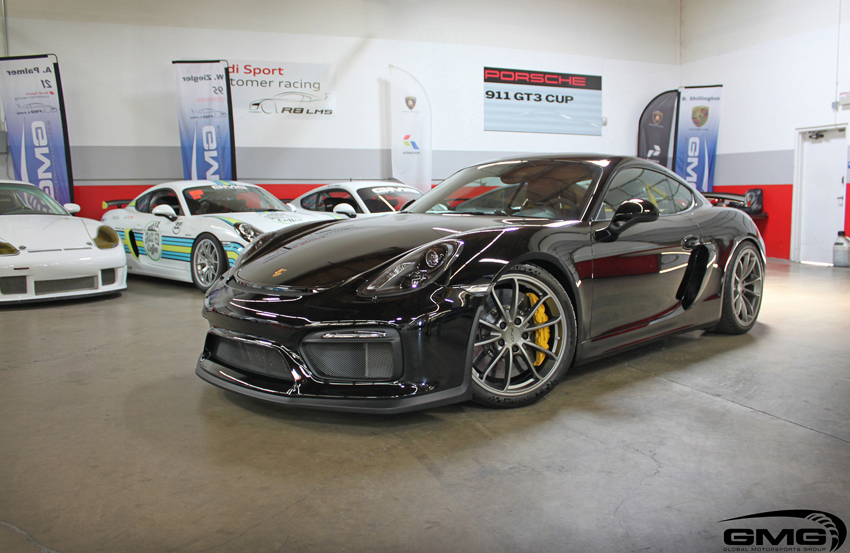 GMG Porsche GT4