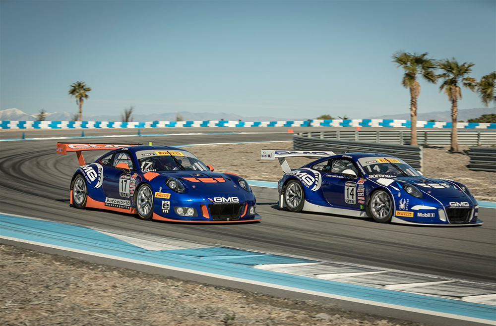 GMG Racing GT3 Cup R