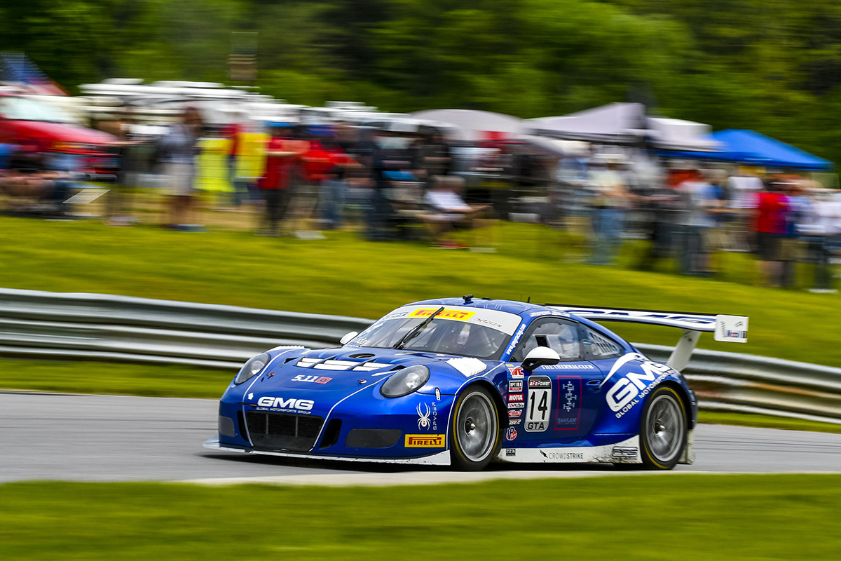 James Sofronas Lime Rock 2017