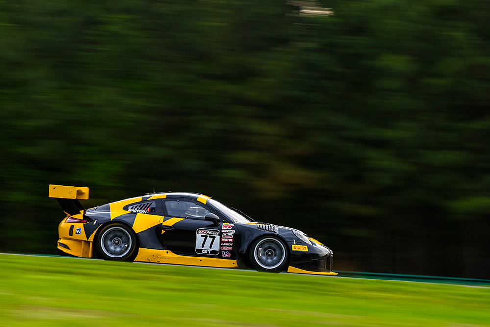 GMG Finishes VIR SprintX Weekend with Double Podiums