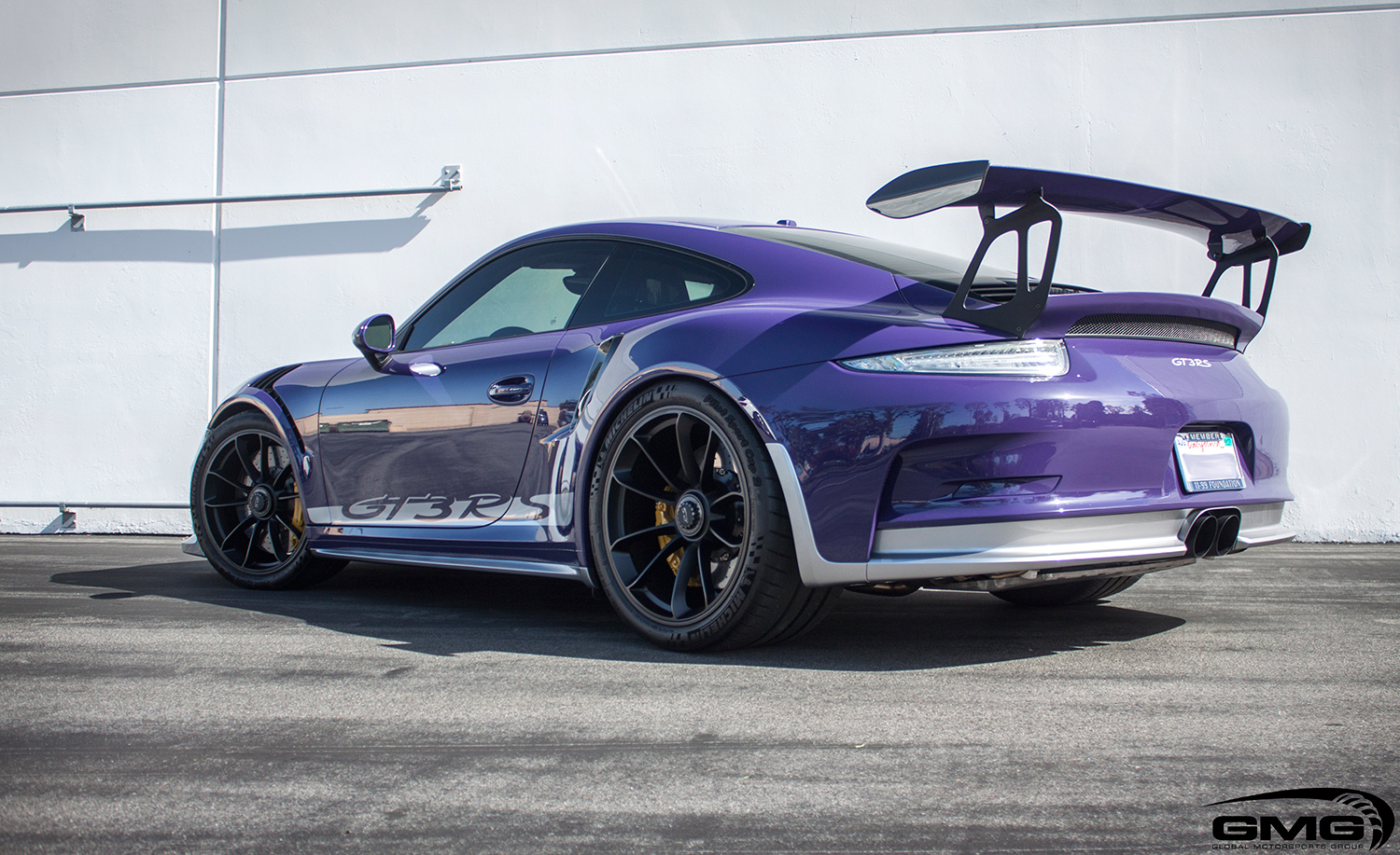 Porsche 991 GT3RS (UltraViolet WC-GT3)