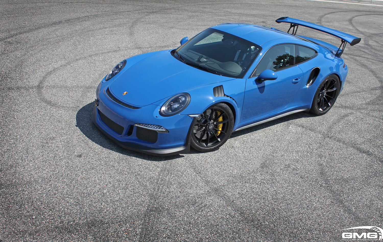 991.1 GT3RS (PTS Golf Blue)