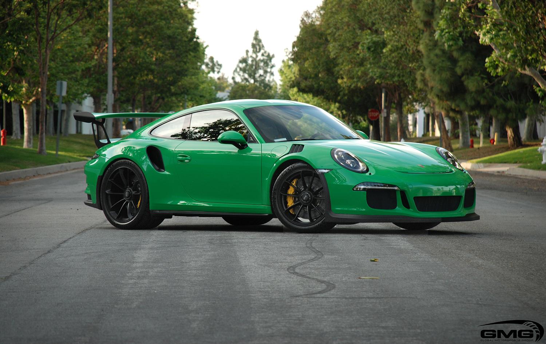 Porsche 991 GT3RS (The Frog)