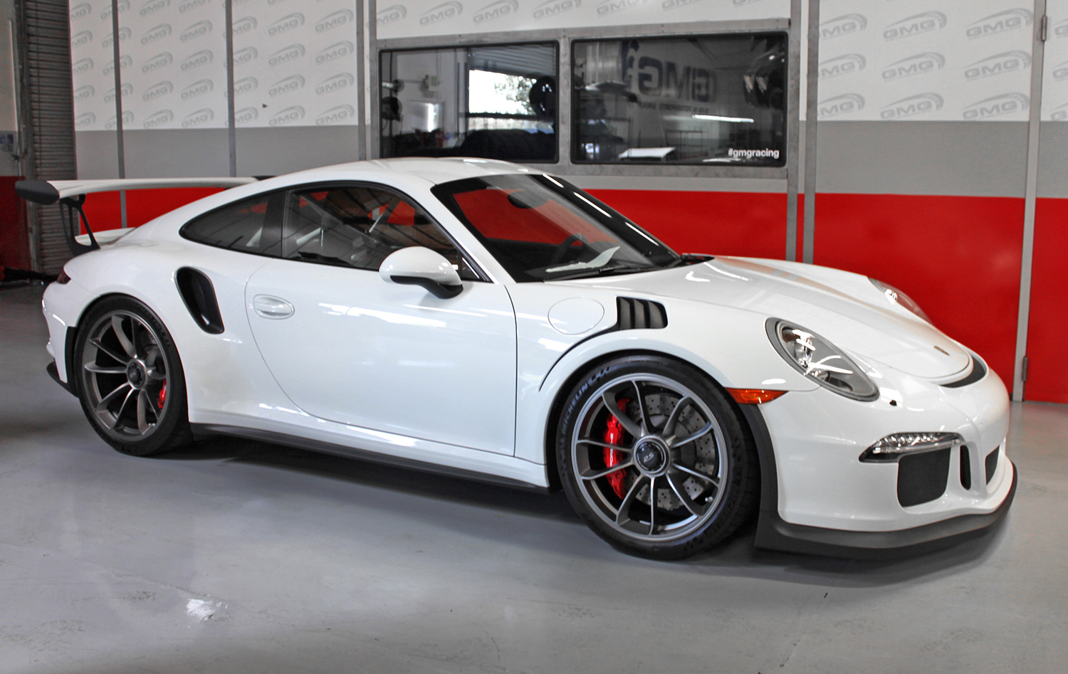 991.1 GT3RS (Track Twins)