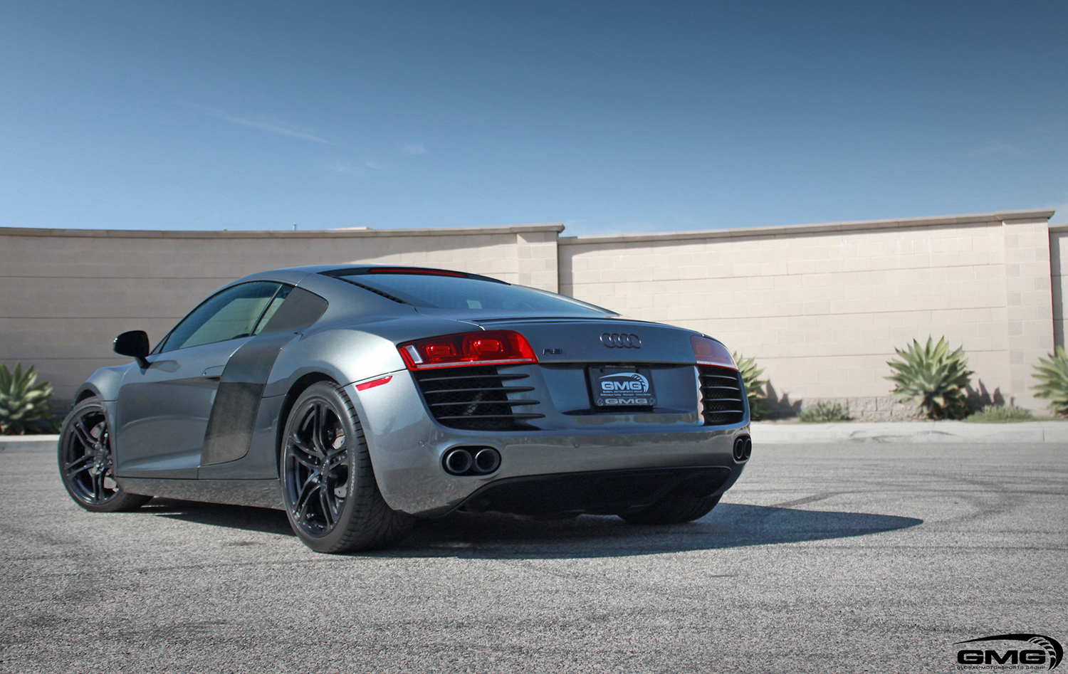 Audi R8 (Subtle Touches)