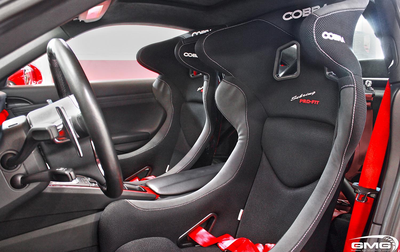 991.1 Carrera (Track Prep)