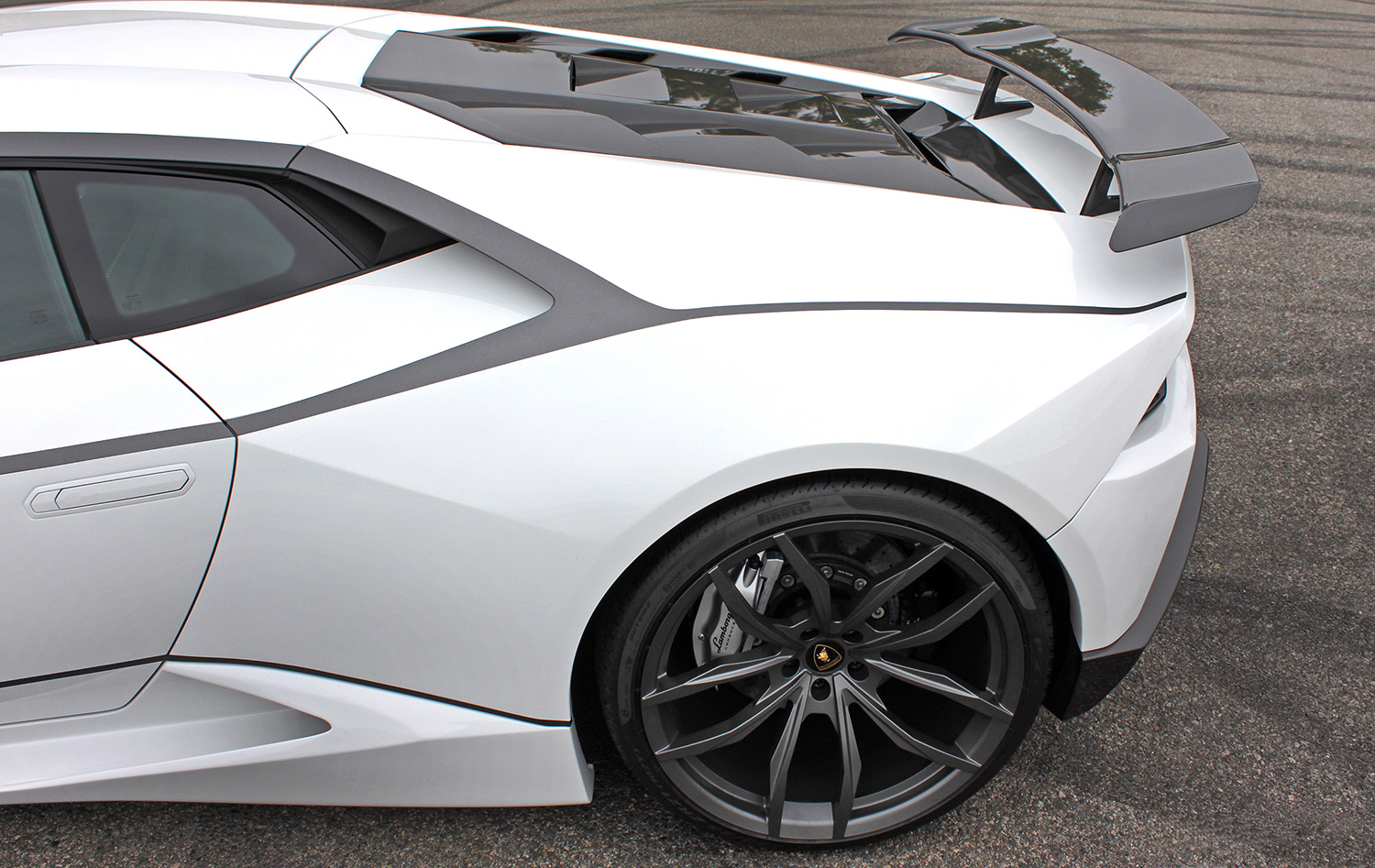 Huracan N-Largo (Widebody)