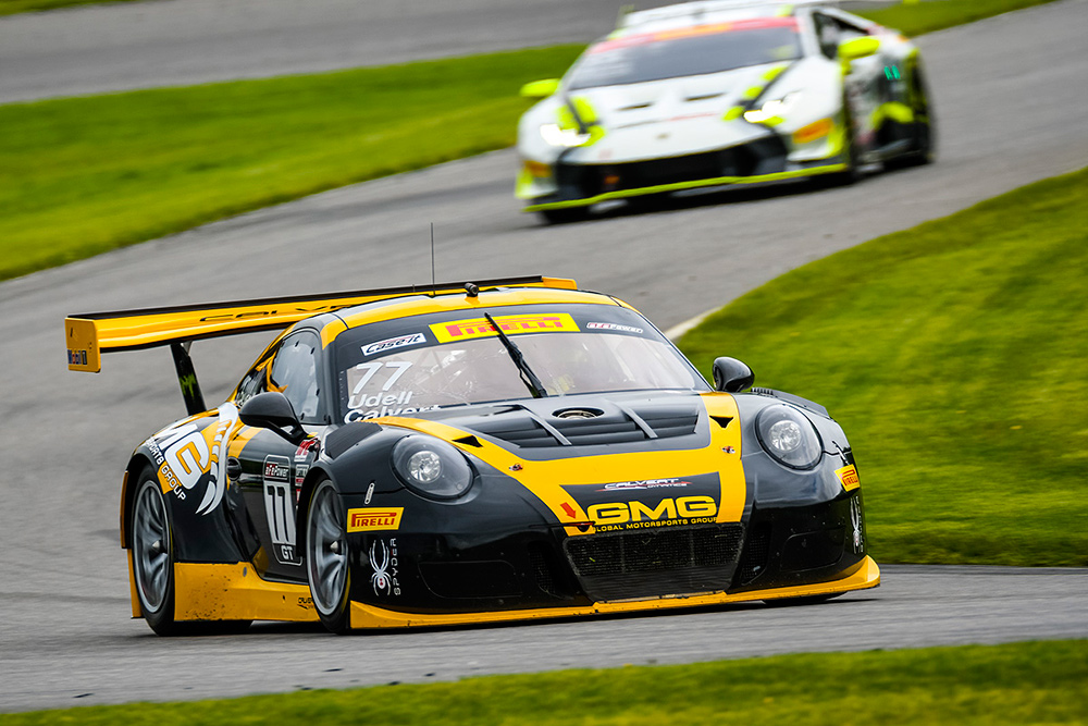 GMG Brings Four Cars to Exciting Road America Weekend