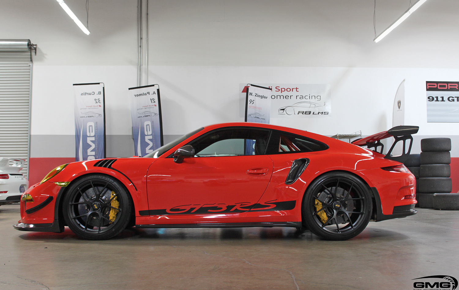 991.1 GT3RS (Lava + CarbonFiber)