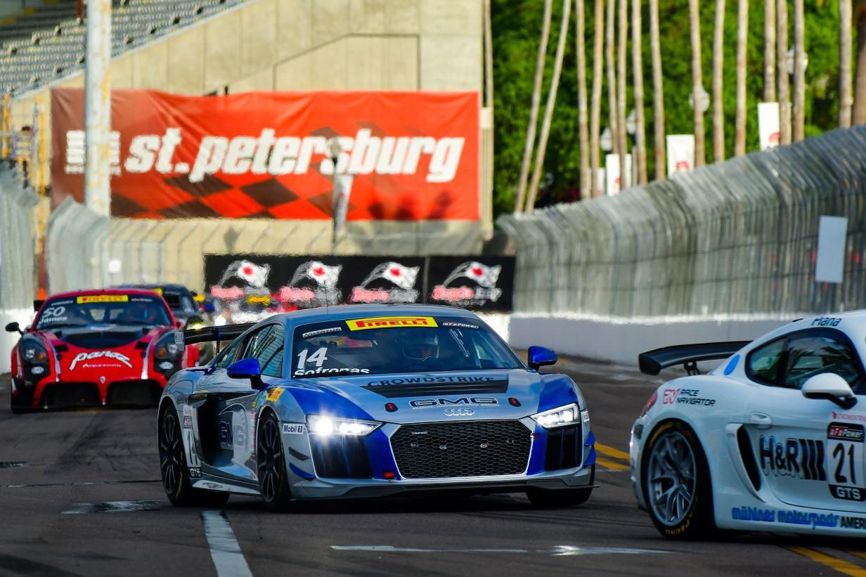 St. Petersburg Pirelli World Challenge GTS 2018