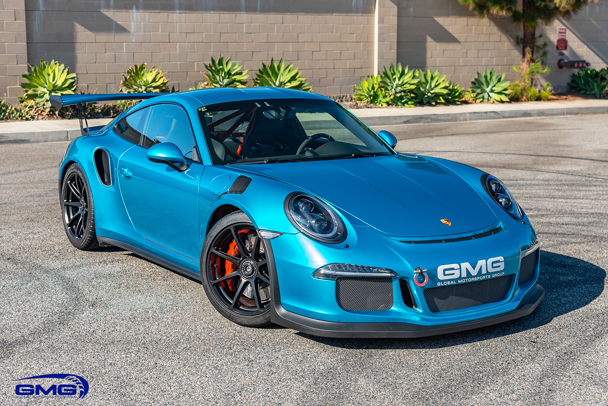 Atomic Teal 991 GT3RS