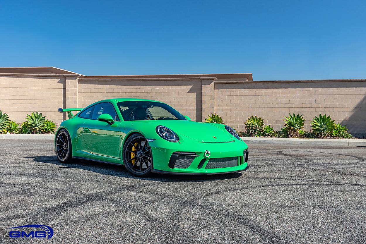 Signal Green 991.2 GT3