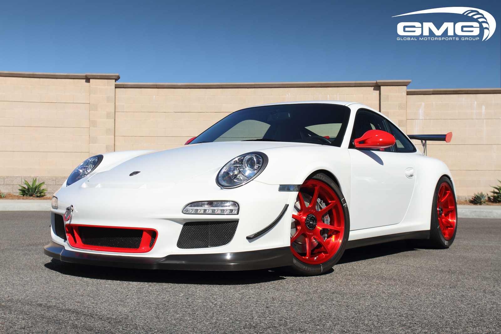 997 Gt3 Rs Gmg Racing