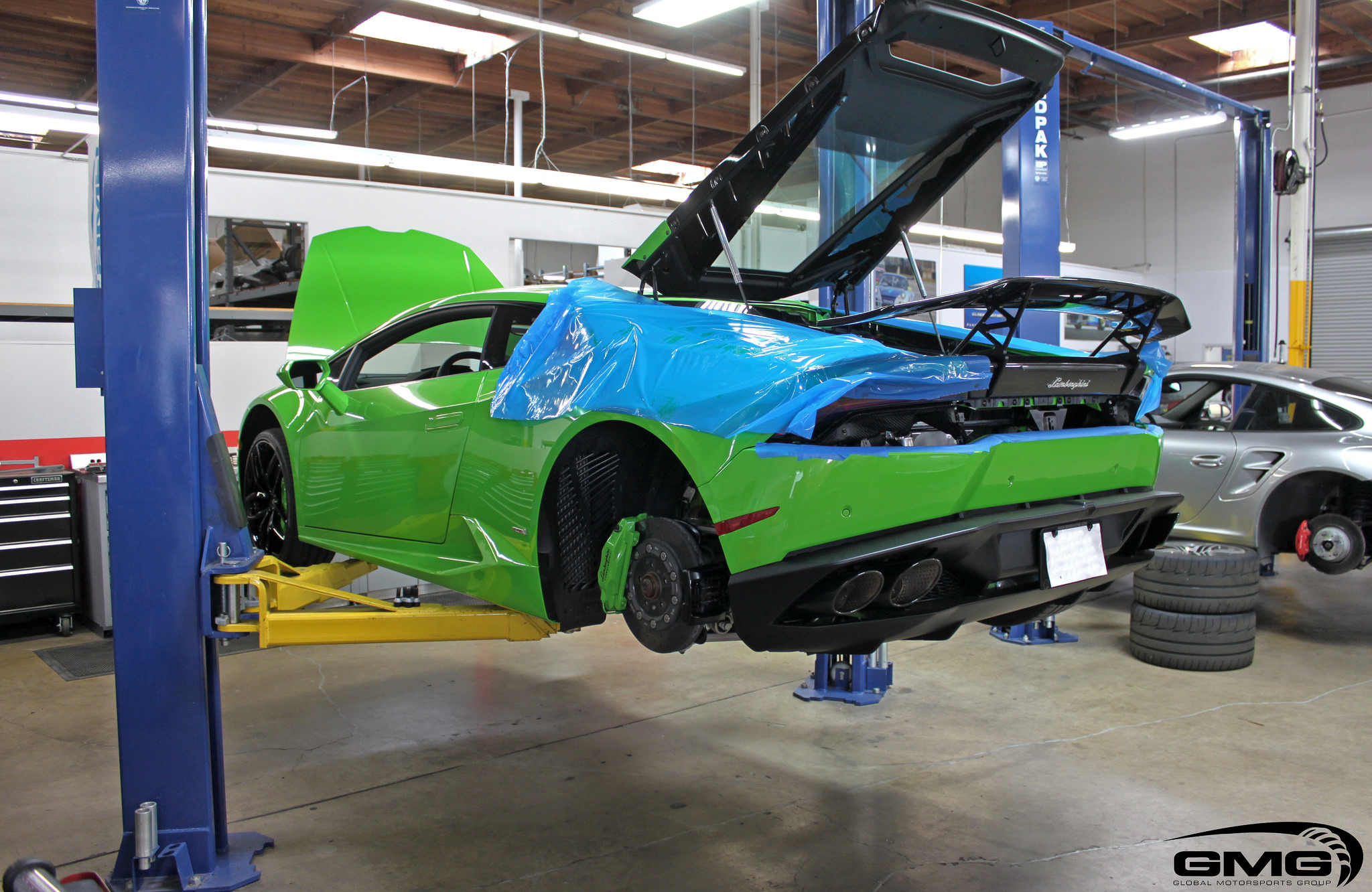 Verde Mantis LP610-4