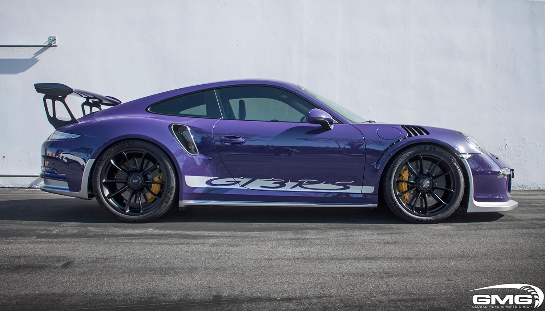 Porsche 991 GT3RS (UltraViolet WC,GT3) , GMG Racing