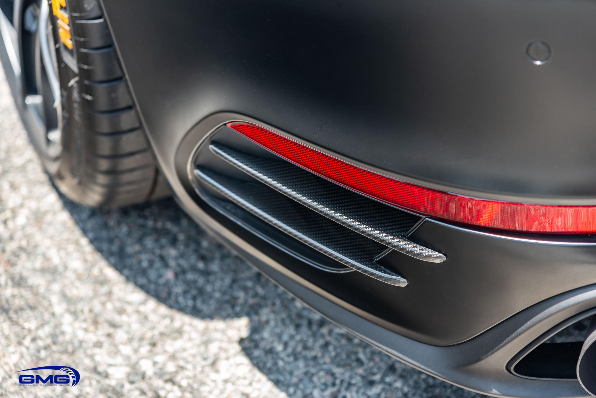 Stealth Porsche 991.2 WC-Turbo S