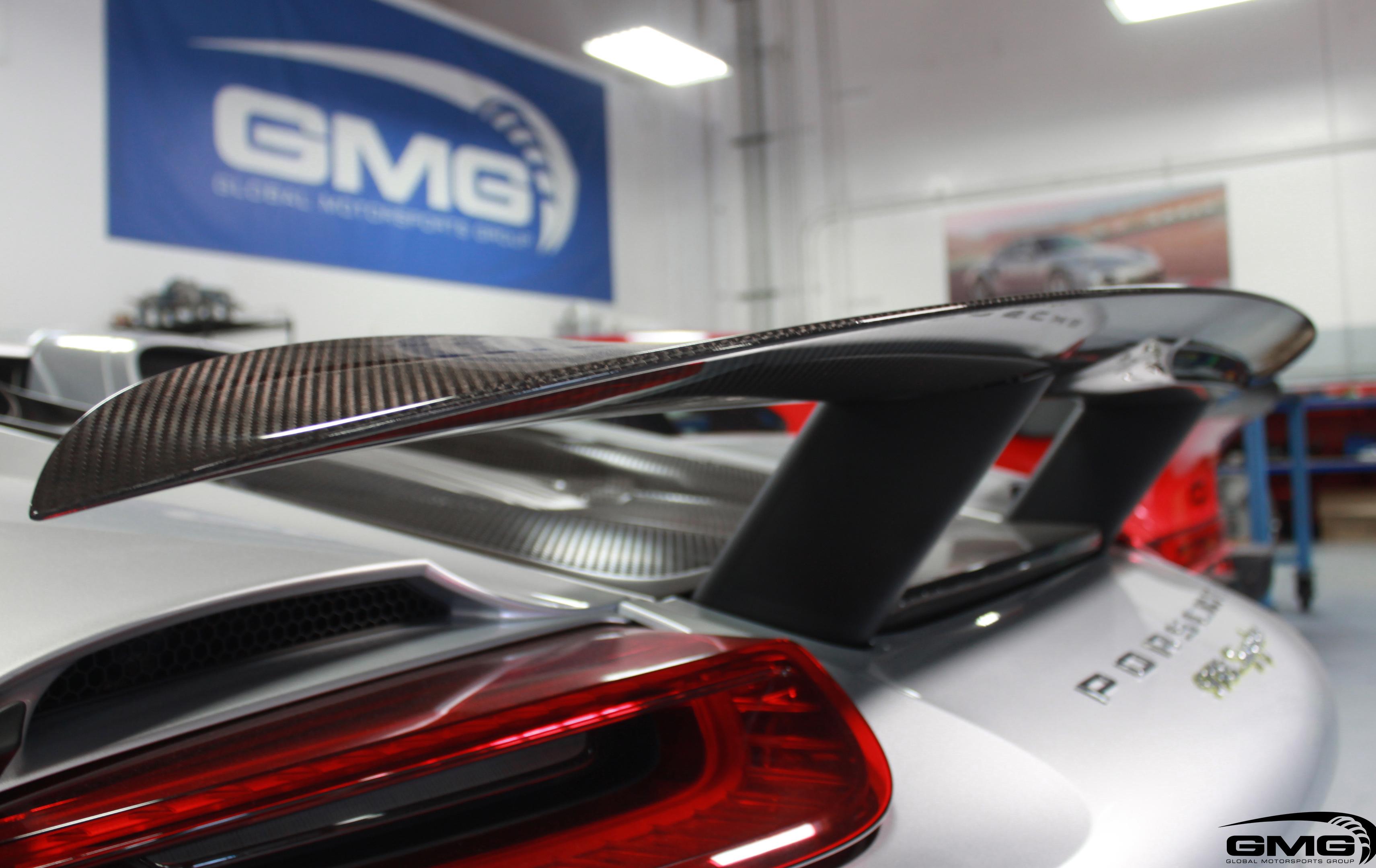 Porsche 918 Spyder (Carbon Additions)