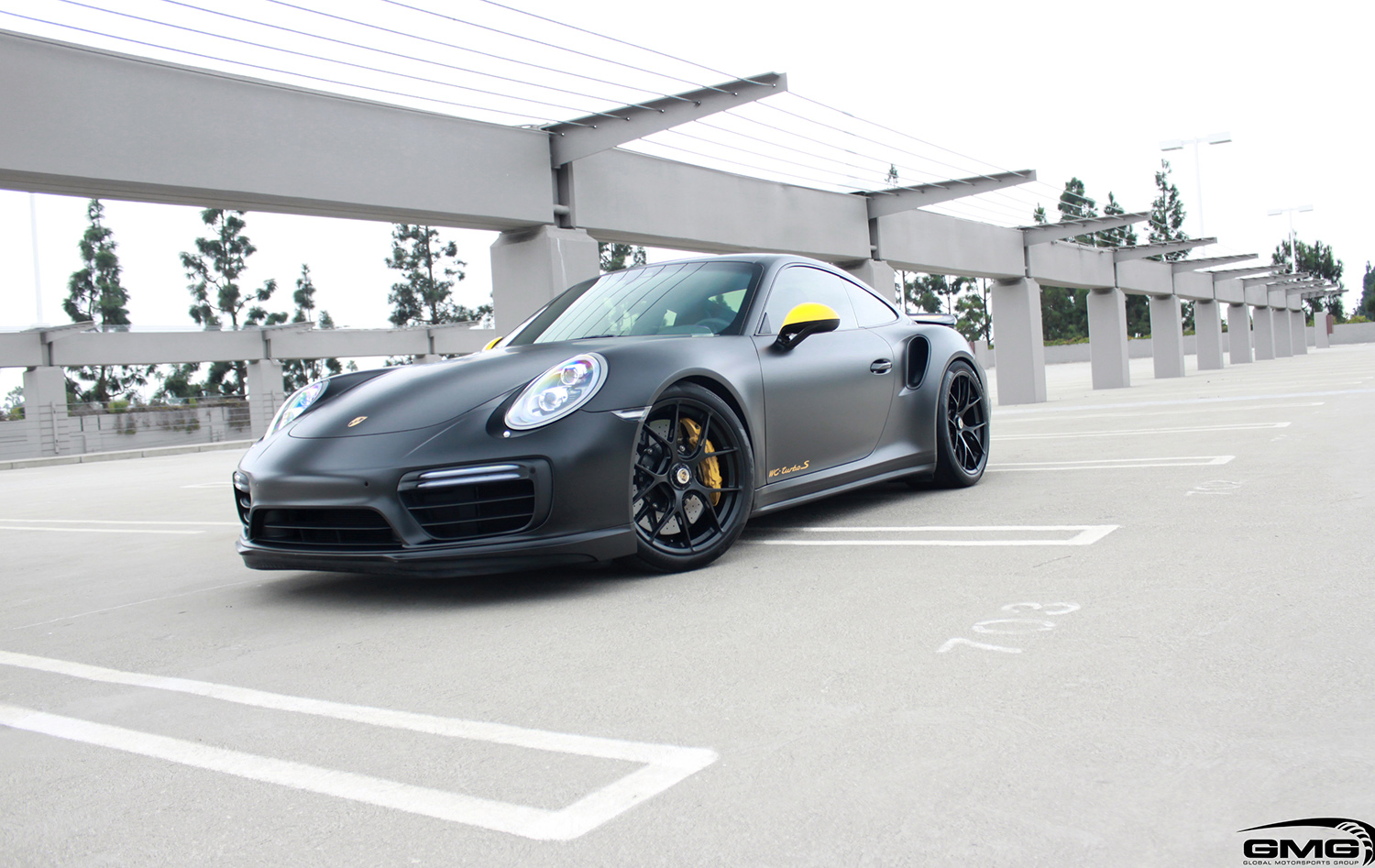 991.2 Turbo S (Stealth Mode)
