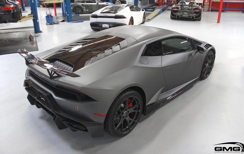 Lamborghini Huracan (Hubinette-Style)