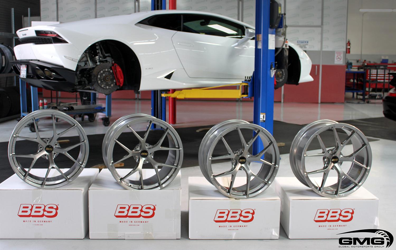 Huracan (BBS FI-R Wheels)
