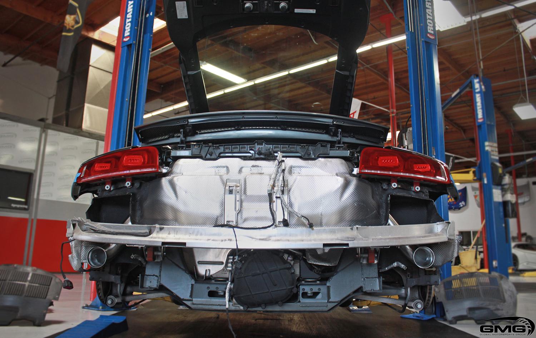 Audi R8 (Subtle Touches)