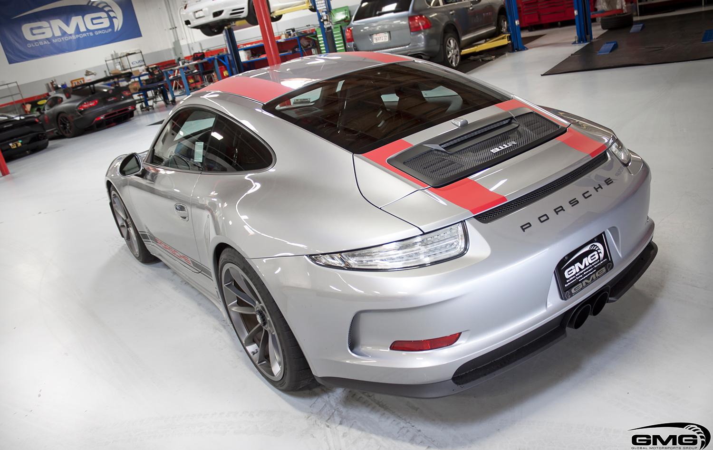Porsche 911 911R