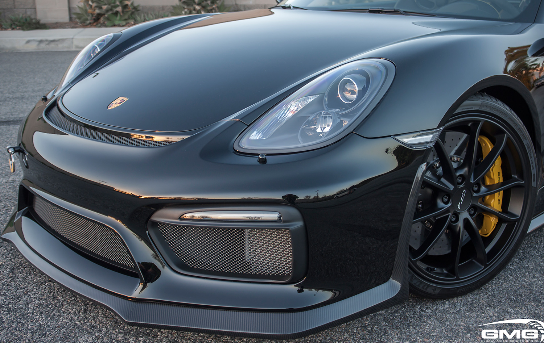Porsche 981 Cayman GT4 – Track Car