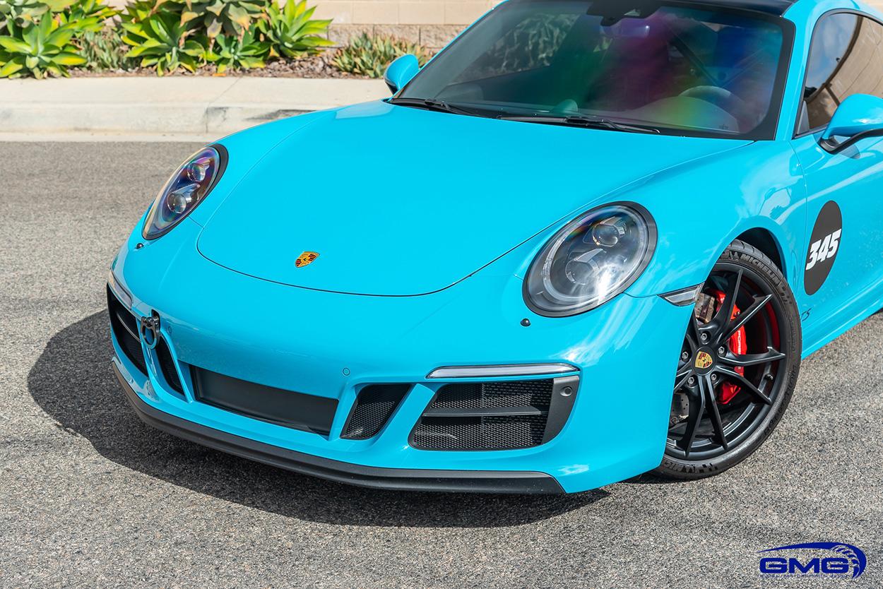 Miami Blue 991.2 Carrera GTS