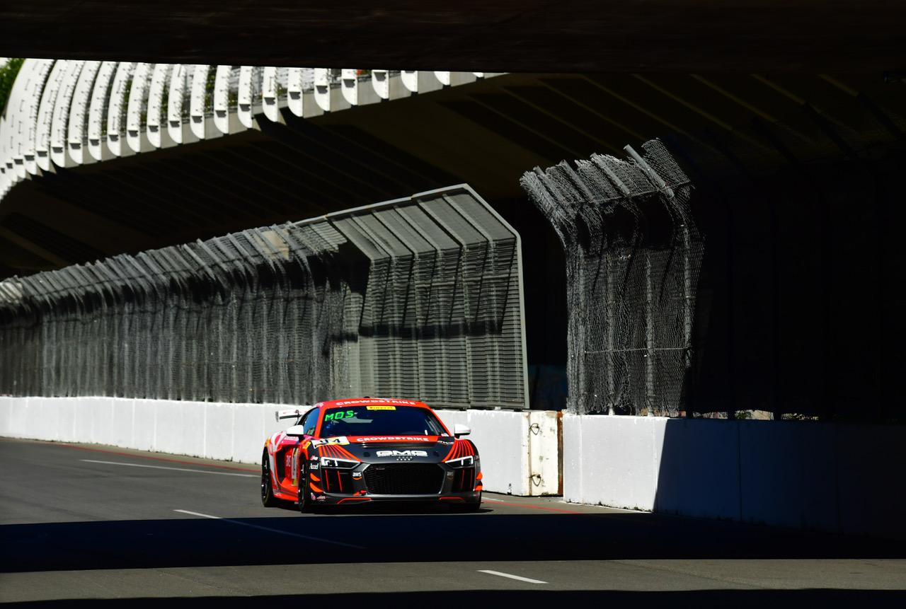 Watkins Glen Porsche GT4 GMG Racing