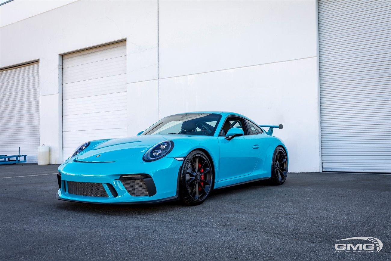 Miami Blue 991.2 GT3