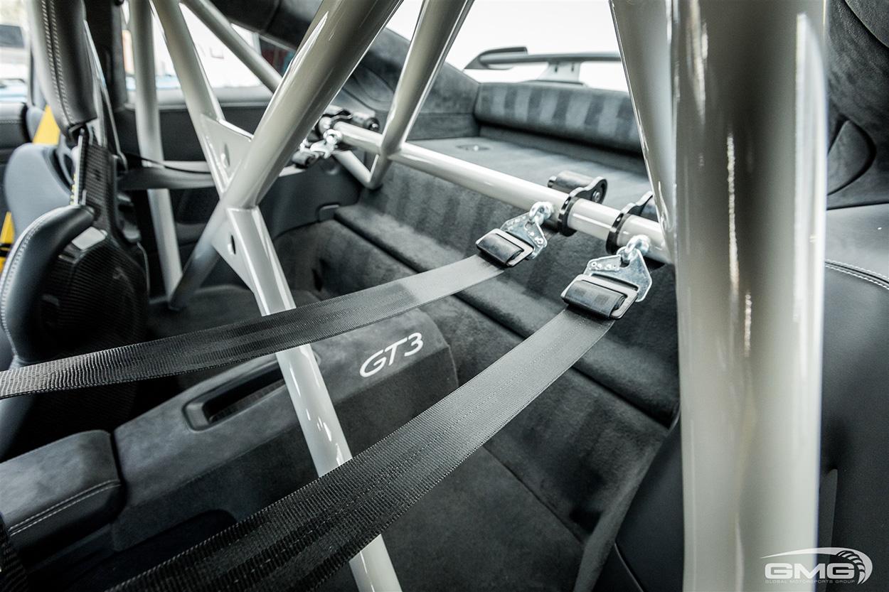 Chalk 991.2 Porsche GT3