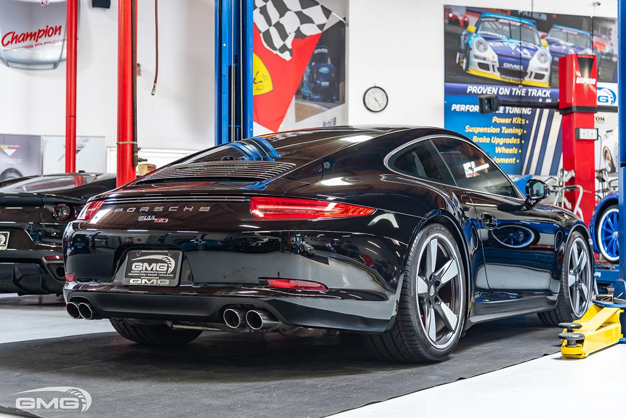 991.1 Porsche 911 50th Anniversary