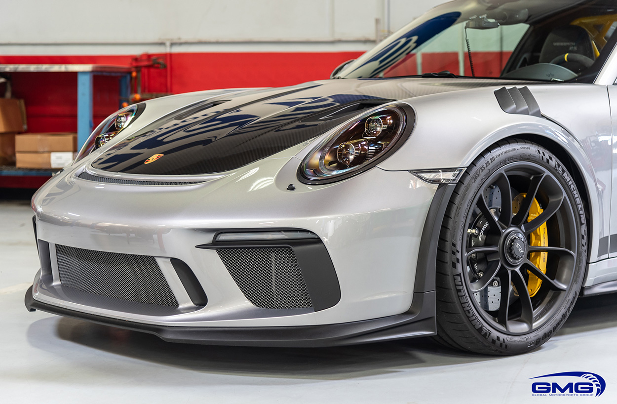 GT Silver 991 GT3RS