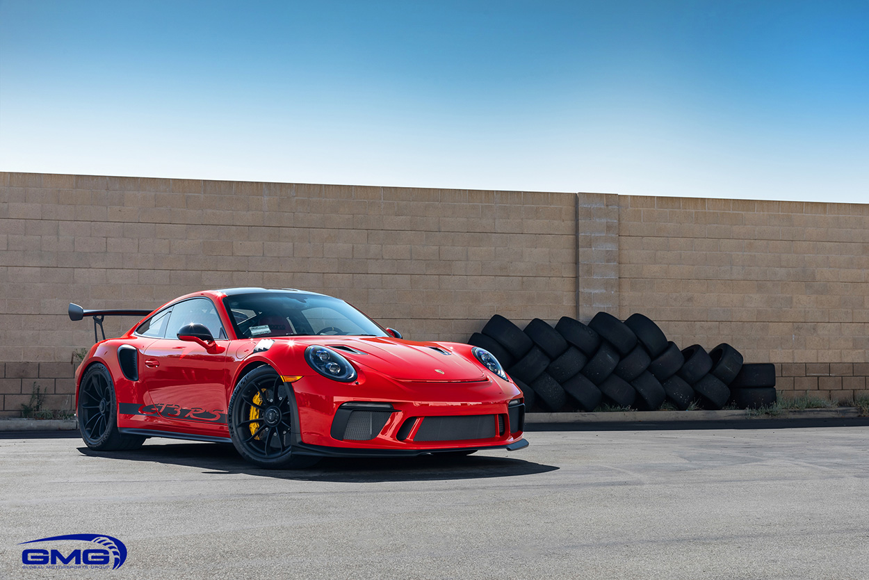 Guards Red 991 GT3 RS