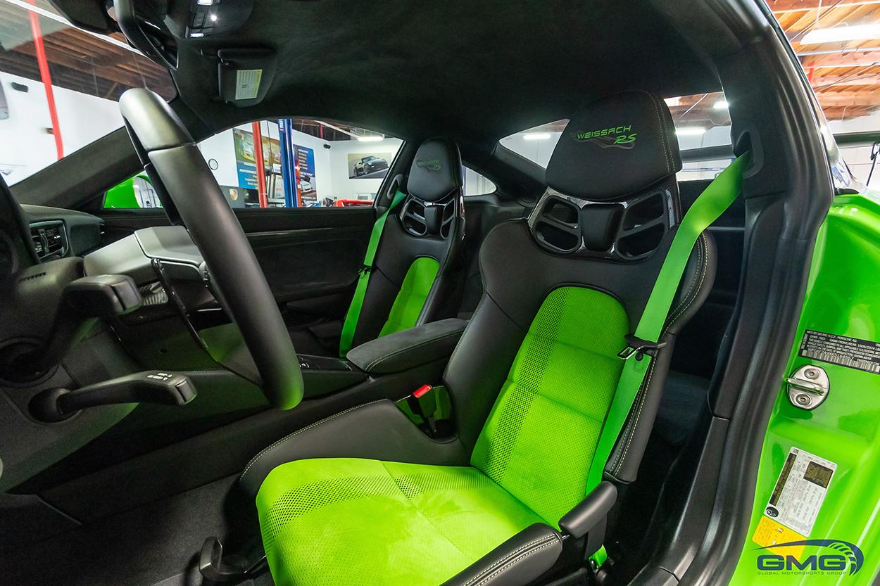 Lizard Green 991.2 GT3RS