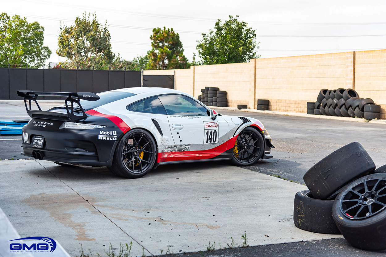 RSR Style 991.1 GT3RS