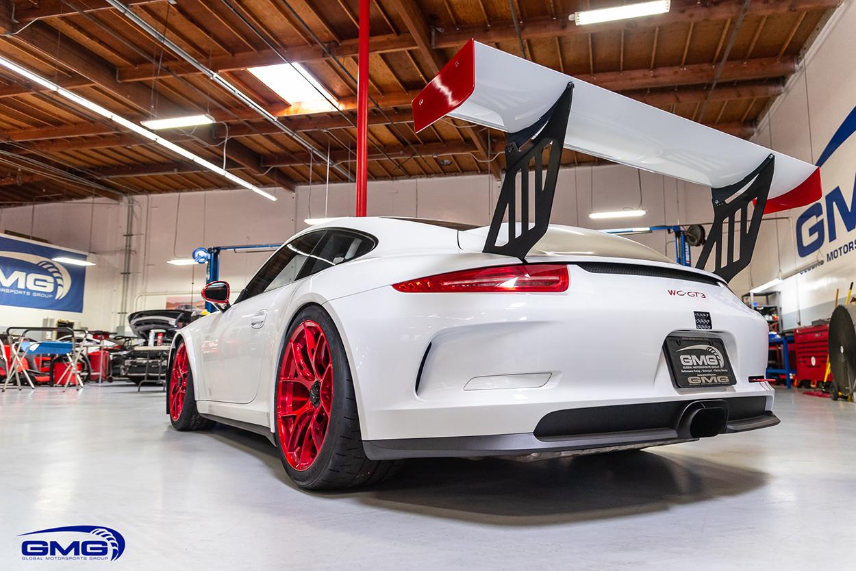 Porsche 991.1 GT3 Cup Conversion