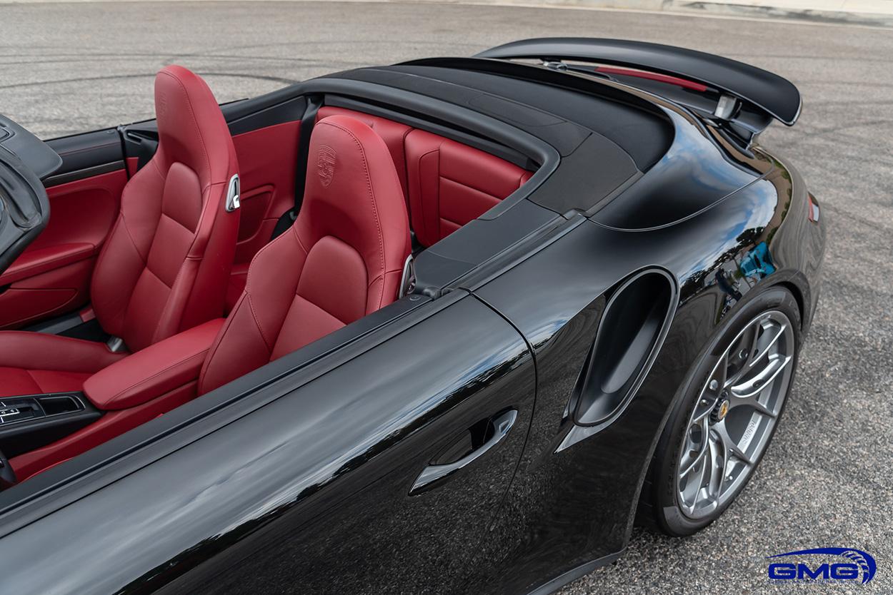 991.2 Porsche WC–Turbo Cab