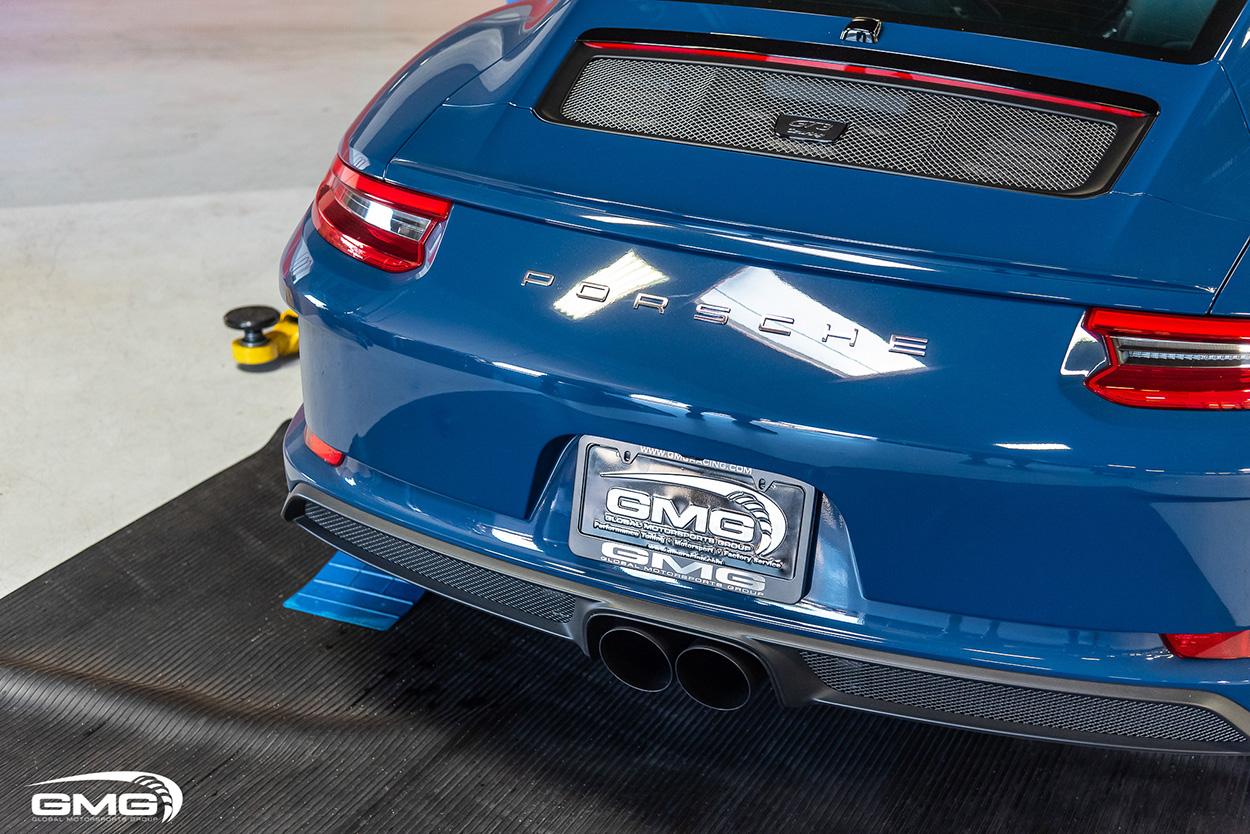 Porsche 991.2 GT3 Touring