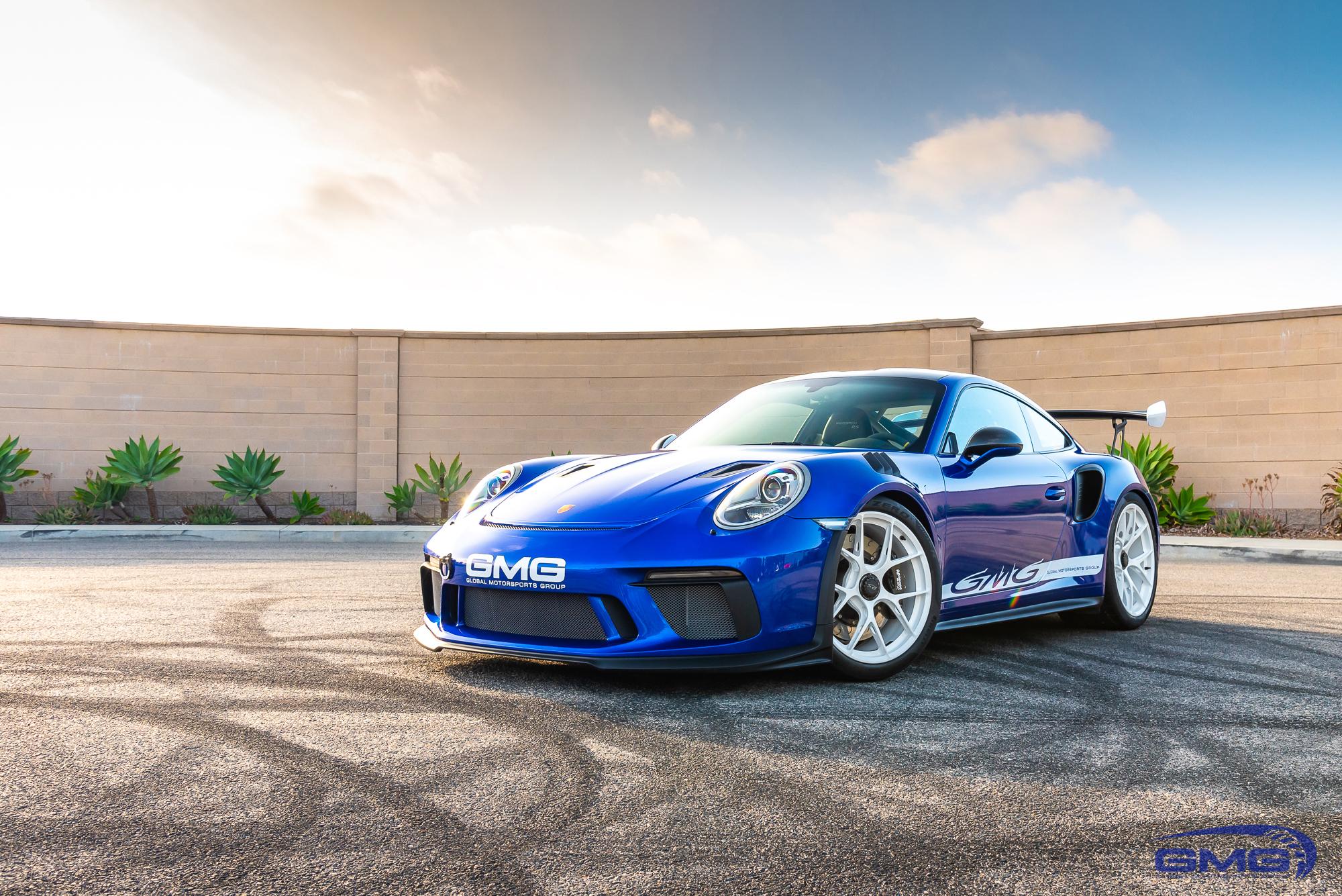 GMG Porsche 991.2 GT3 RS