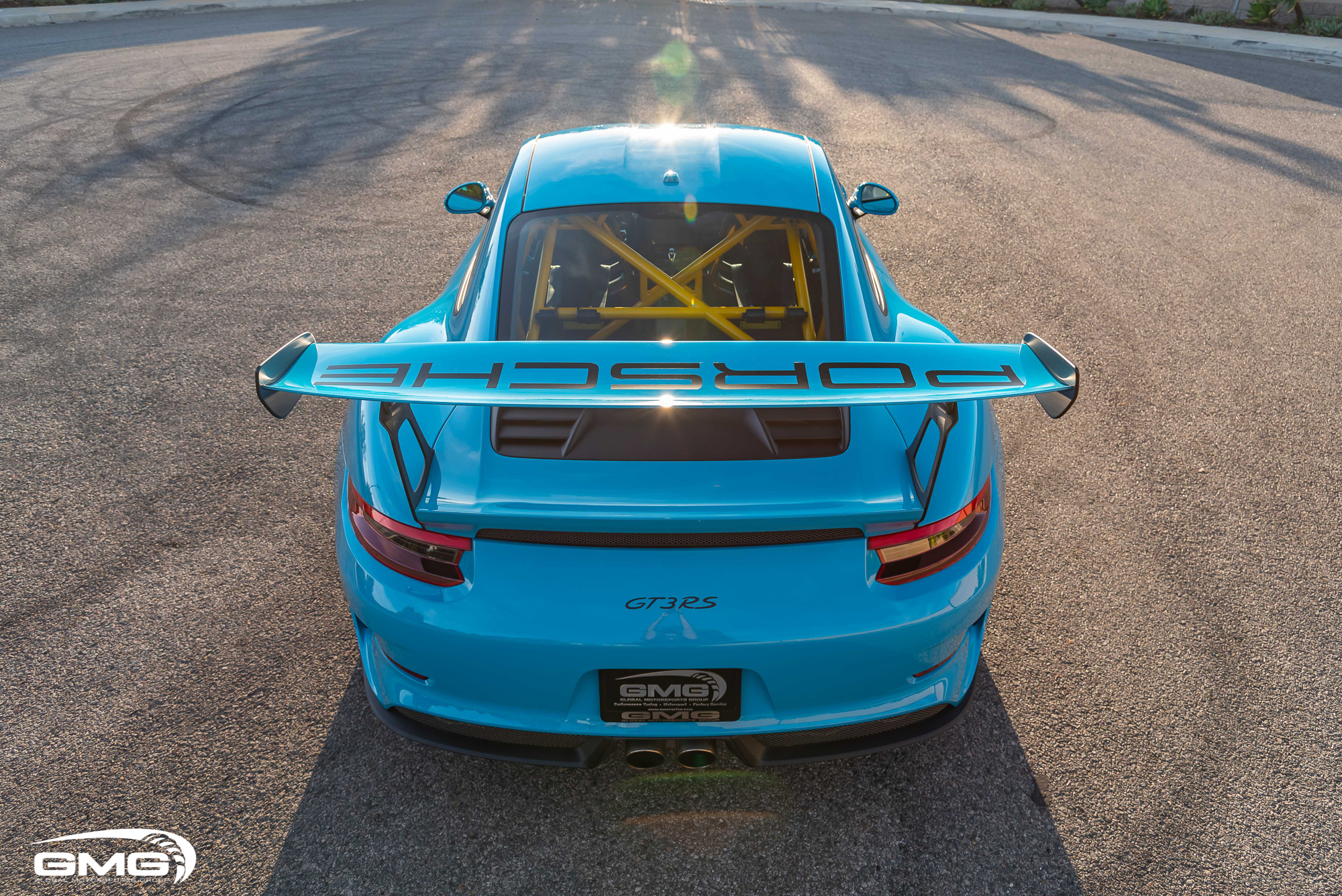 Miami Blue 991.2 GT3 RS