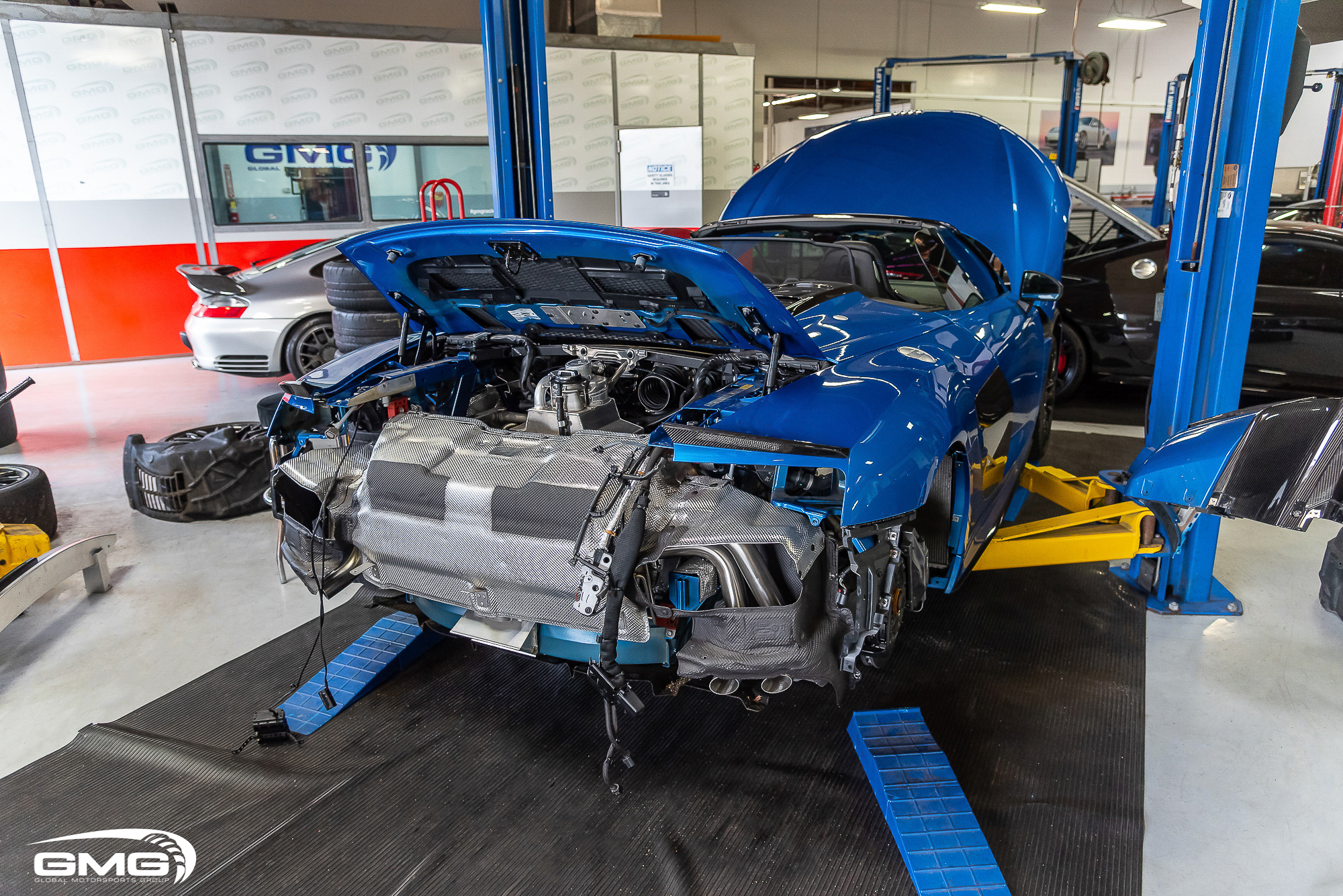 2nd Gen Audi R8 Spyder