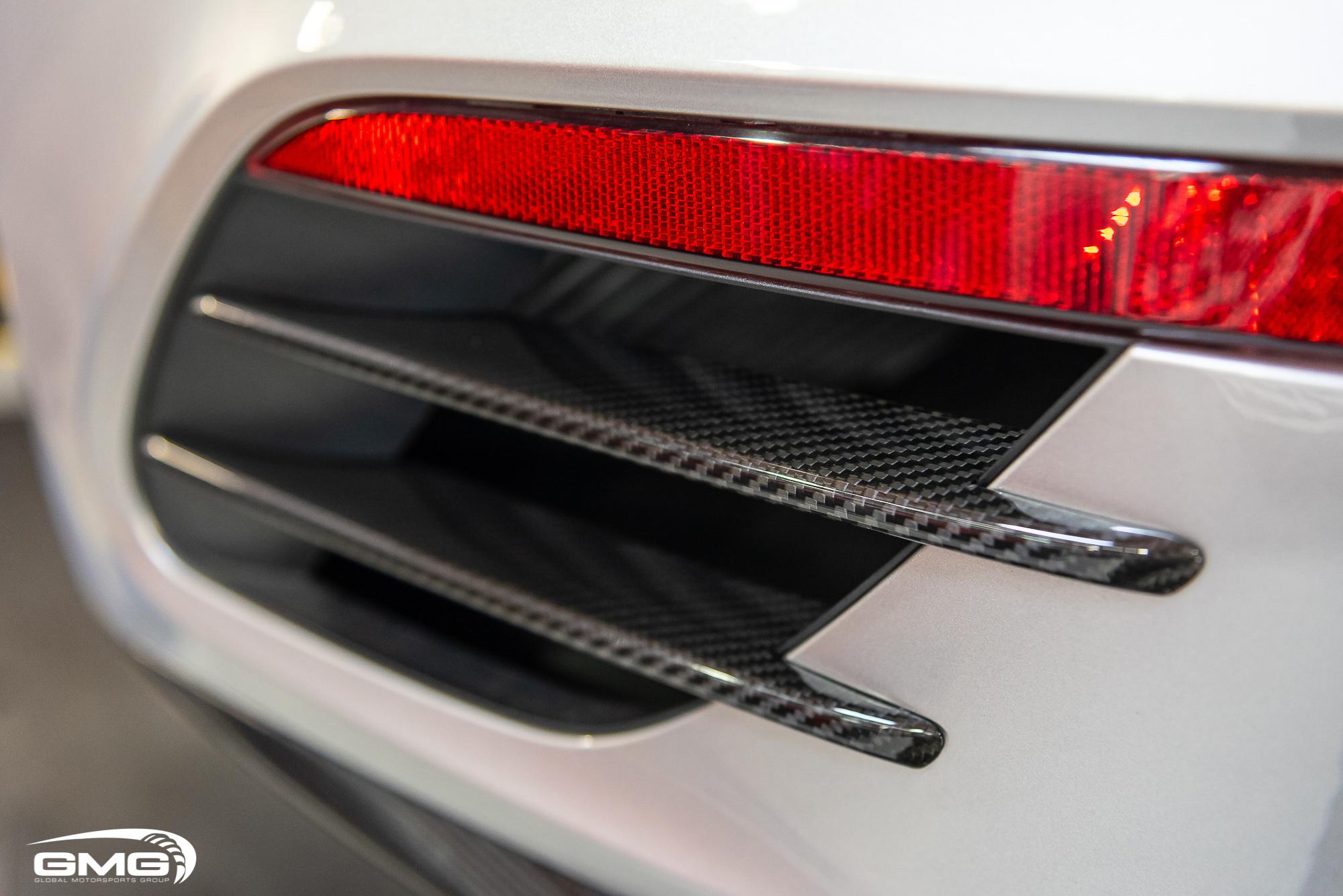 Carbon Fiber Overload Porsche 991.2 Turbo S