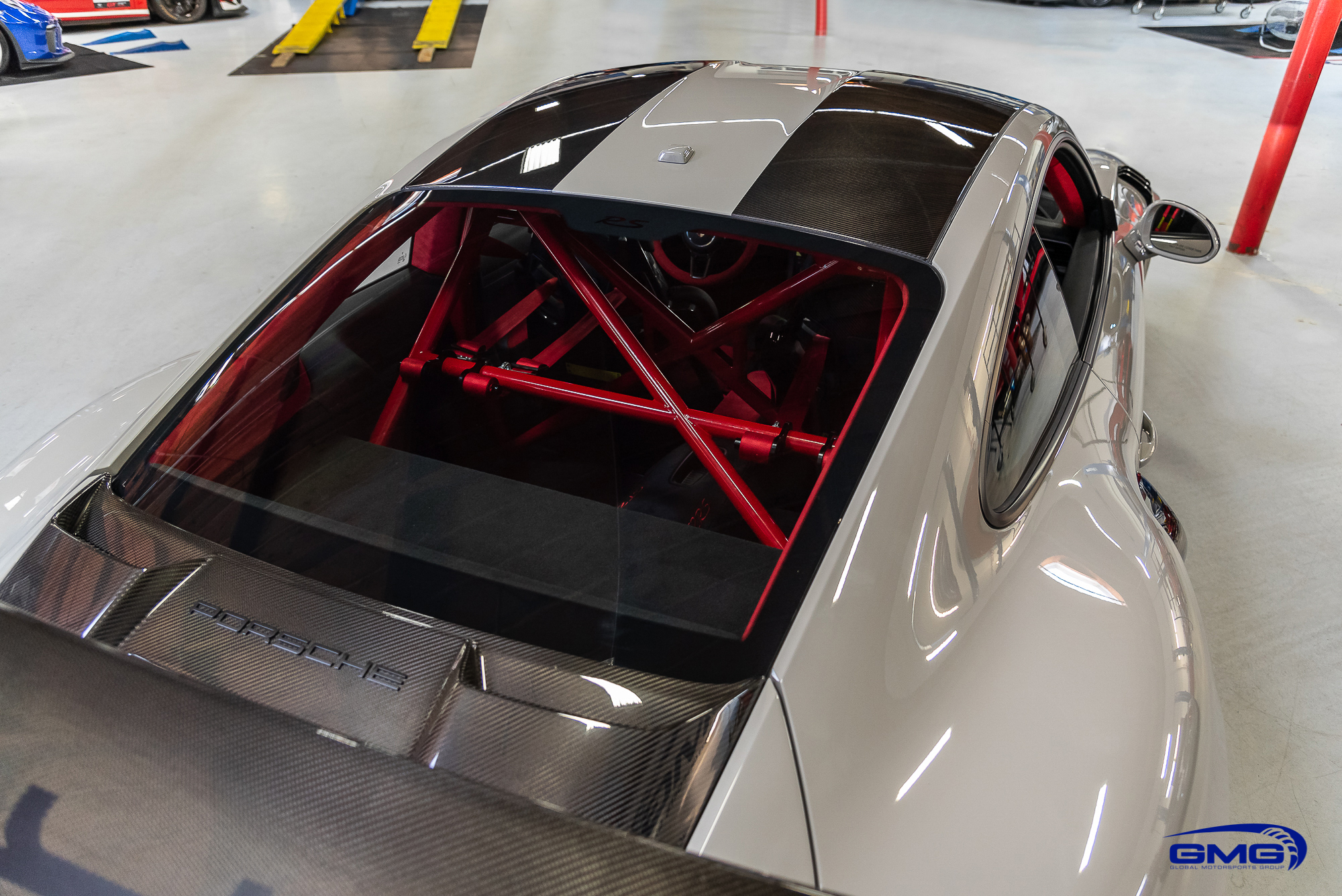 Chalk Porsche 991 GT2 RS