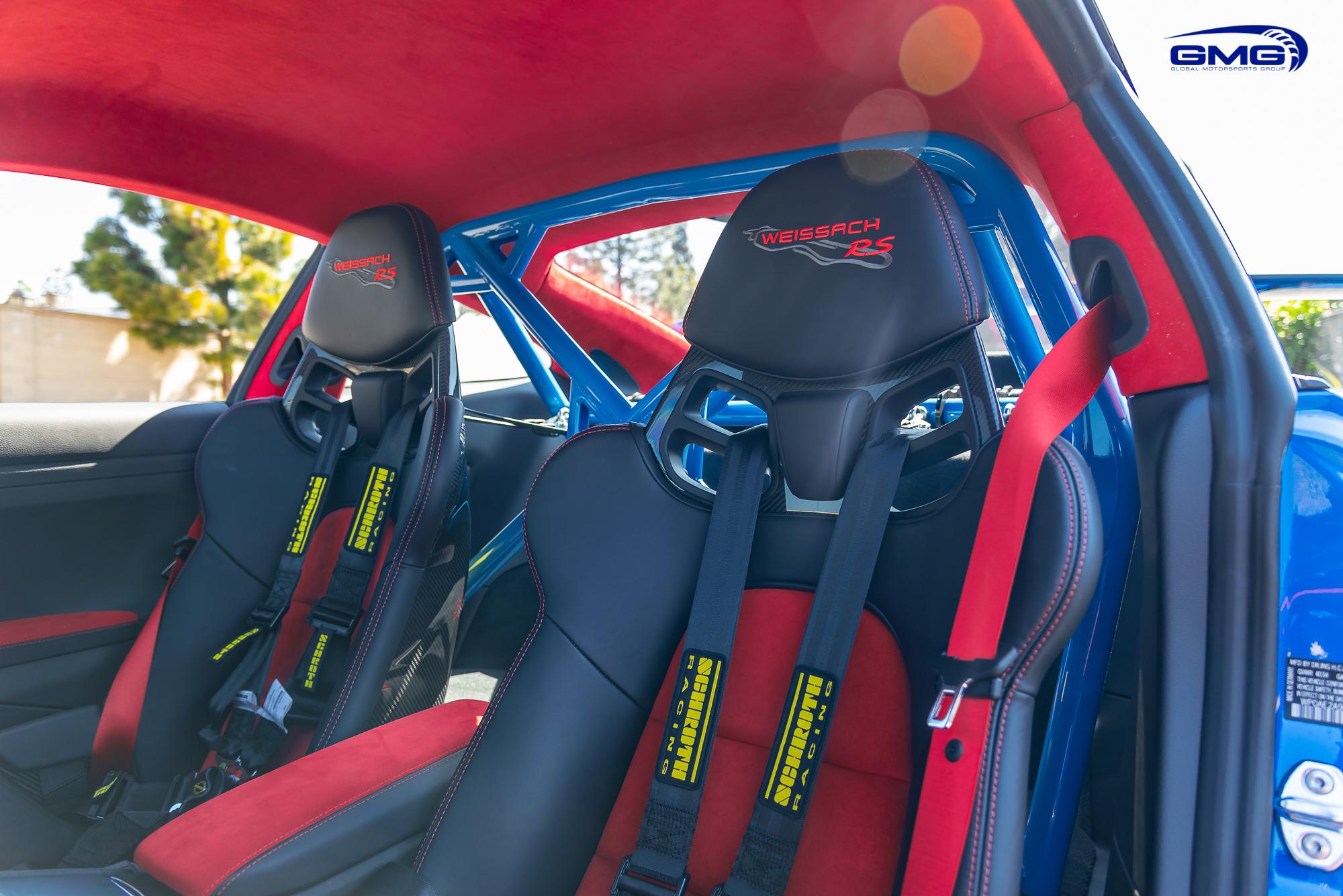 Voodoo Blue GT2 RS