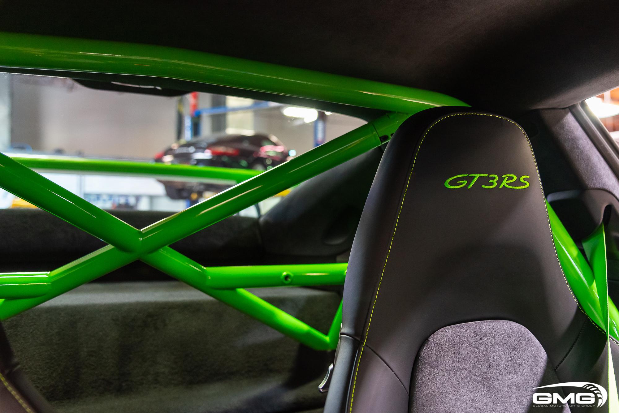 Porsche 991.2 GT3 RS