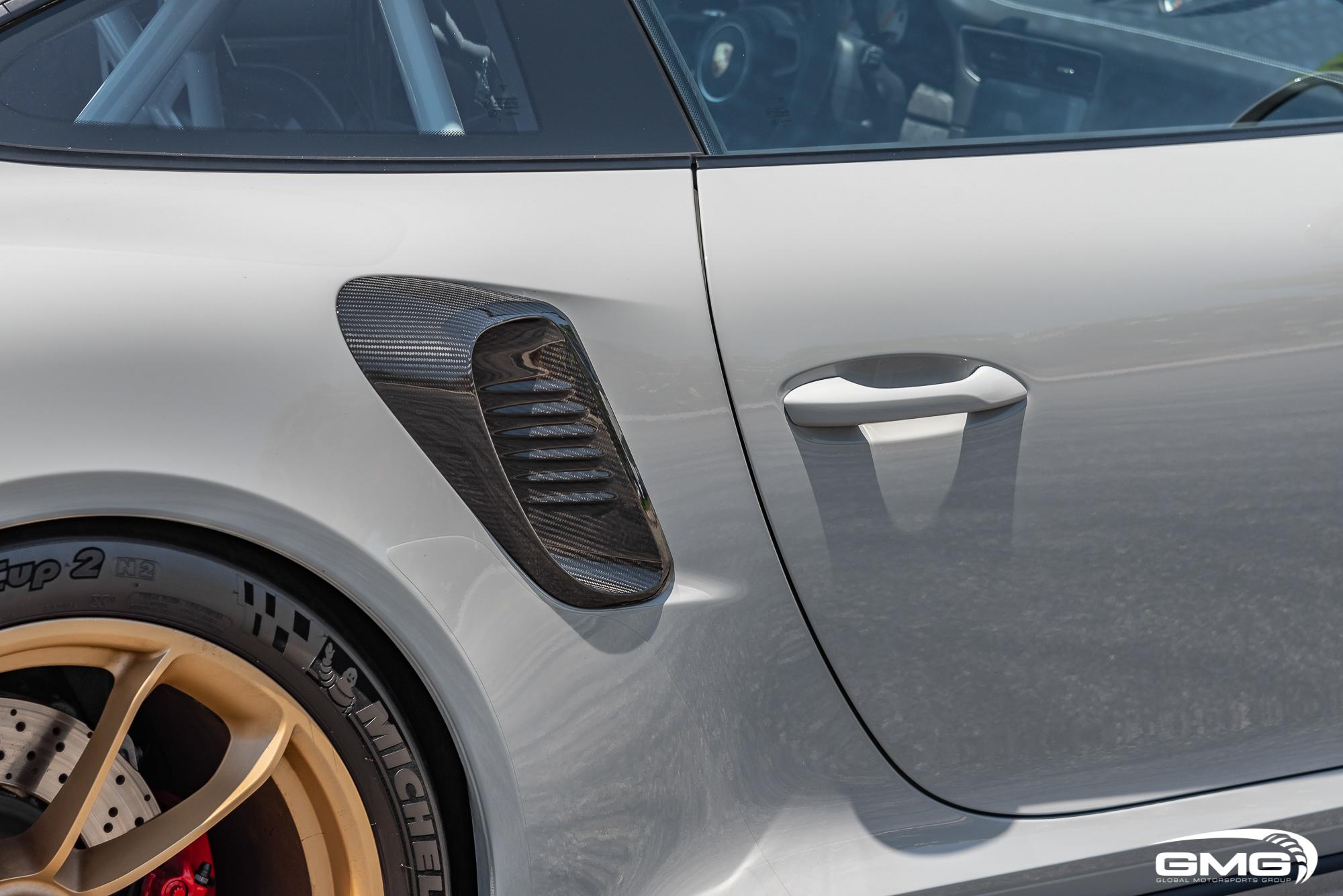Chalk Porsche 991.2 GT3 RS