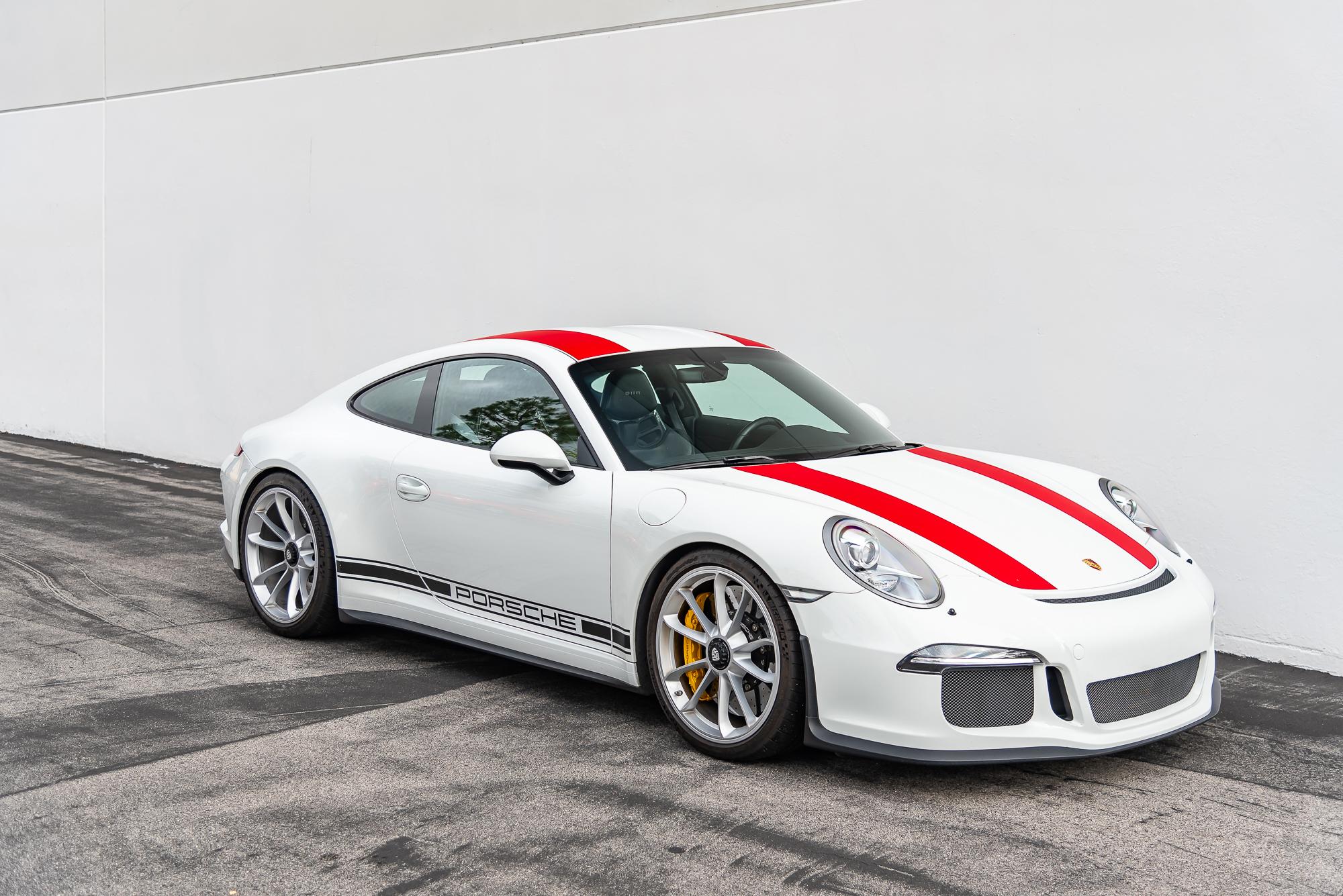 Porsche 991.1 911R