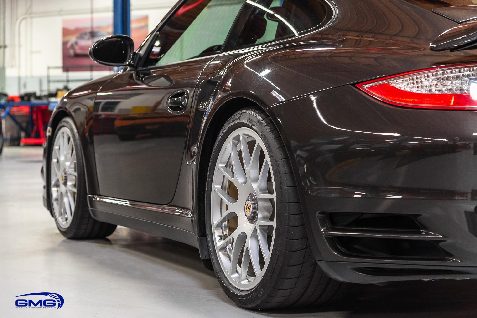 997 Porsche Turbo S